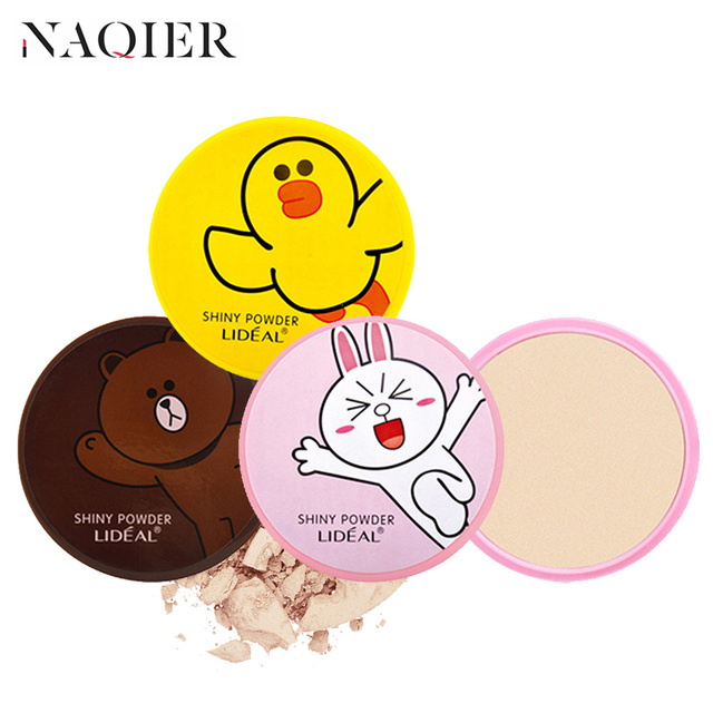 Make up Foundation contour Powder Skin Finish Powder Natural Mineral Cream Oil-control Brighten Concealer Banana Setting powder