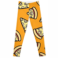 Hot sexy fashion  ice cream lovely leggins pants digital printing of leggings-limited for women drop shipping