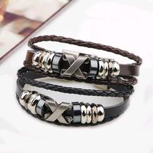 Anchor Rope Stainless Steel Accessories Wrap Bracelet