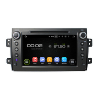ROM 16G 1024 600 Quad Core Android 5 1 1 Fit For SUZUKI SX4 2006 2008