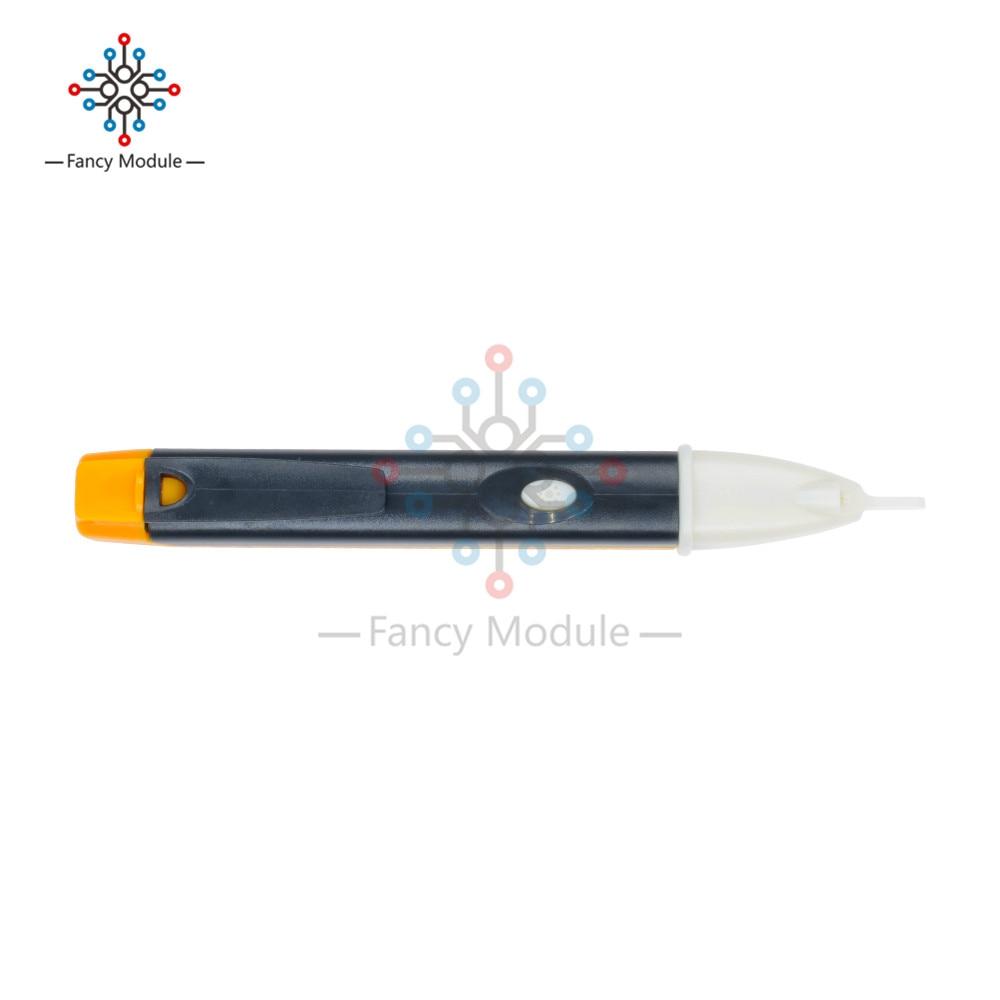 HTB1rlvsbBWD3KVjSZKPq6yp7FXap Non-contact induction test pencil AC110V 220V Voltmeter Voltage Probe Volt Meter Electric Indicator Power Detector Tester Socket