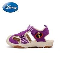 Disney shoes superman toddler baby children's sandals anti skid Round toe comfortable wear children's casual sandals size 22 30