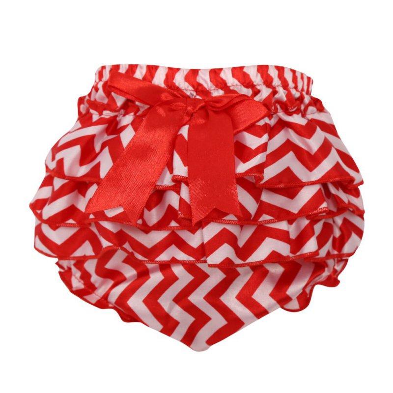 Newborn Baby Girl Fashion Ruffle PP   Shorts   Kids Toddler Bloomer Nappy Cover   Shorts
