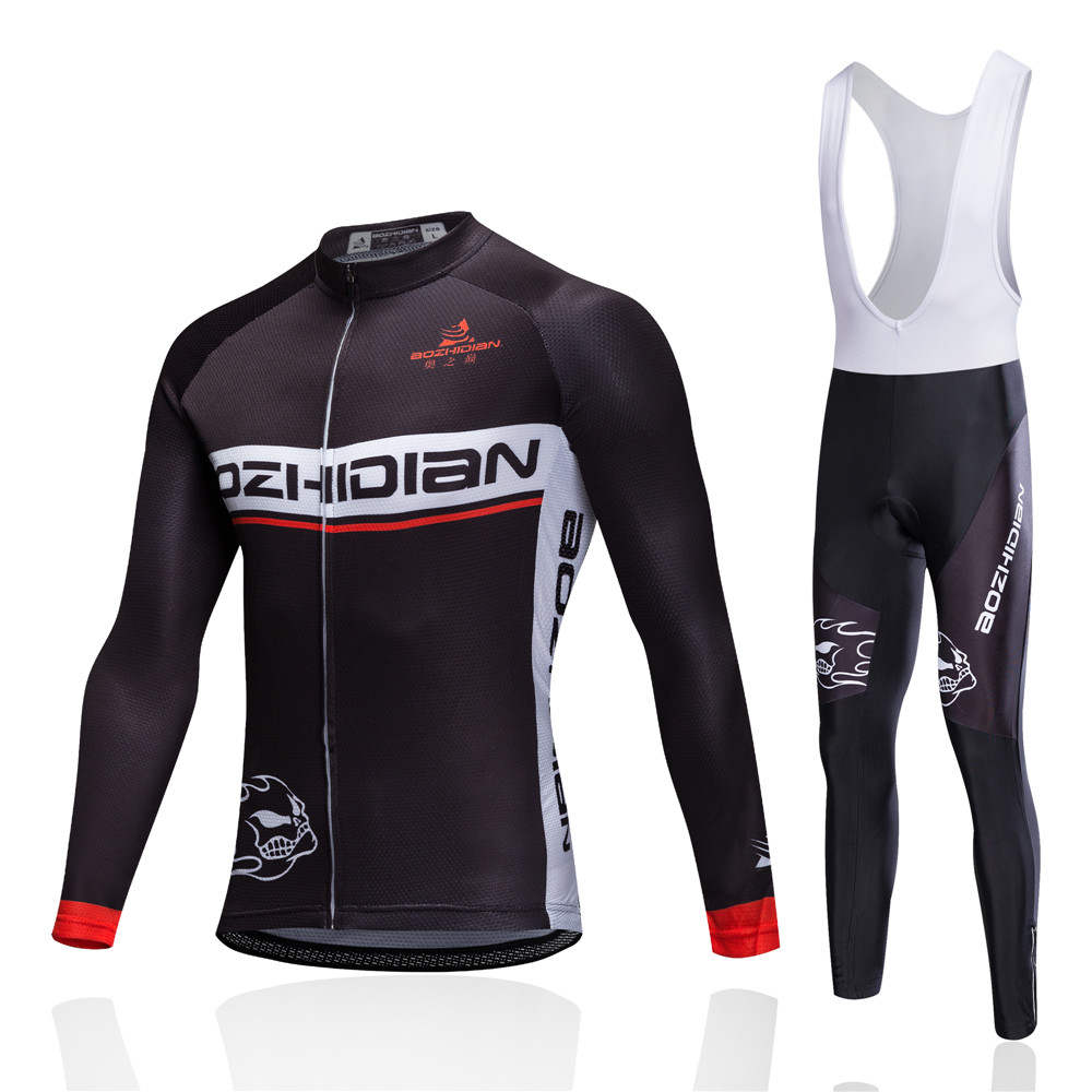 2017 New Pro Team Breathable Cycling MTB Jersey Men Long Sleeve Bicycle Clothing Set Ropa Maillot Ciclismo Mountain Bike Clothes cycling clothing rushed mtb mavic 2017 bike jerseys men for graffiti cycling polyester breathable bicycle new multicolor s 6xl