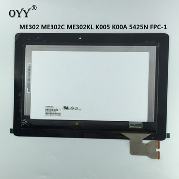 LCD Display Touch Screen Matrix Digitizer Tablet Assembly Replacement Parts for ASUS MeMO ME302 ME302C ME302KL K005 K00A 5425N image
