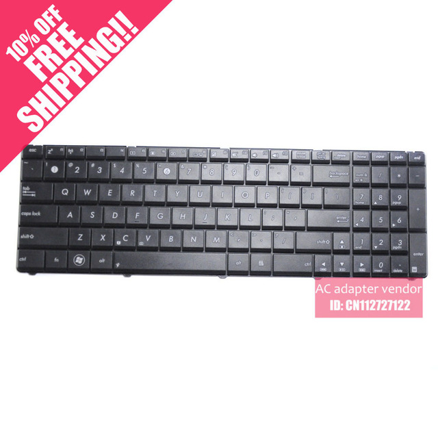 For Asus X53u A53u X53b X73b K53t Laptop Keyboard In Replacement