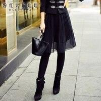 original false two leggings female 2016 women's new autumn winter lady slim waisted skirt leggings wholesale