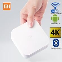 Para xiaomi mi 3 mi3 pro mejorada tv box 3 s pro 4 k Set-Top Box MT8693 2-core Android TV box 2 GHz 4 K HDD Media Player TVbox