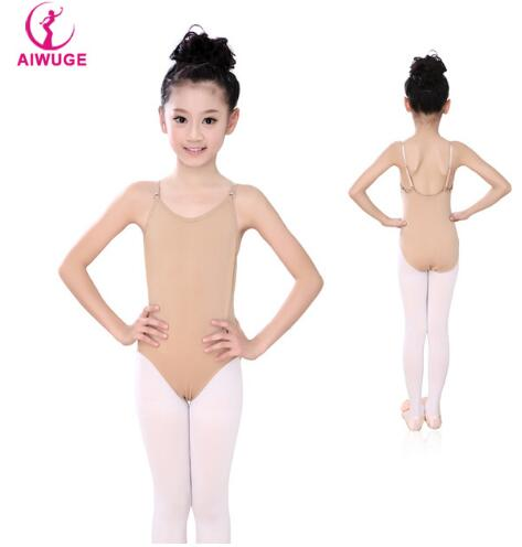Ladies Invisible Underwear for Dance Ballet Camisole Thong Briefs Black /& Nude
