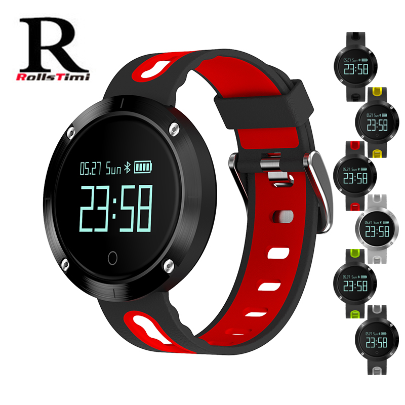 RollsTimi Smart watches Blood pressure Bluetooth Heart Rate Smart Wristband with Fitness Tracker Sports watch Waterproof RelogioRollsTimi Smart watches Blood pressure Bluetooth Heart Rate Smart Wristband with Fitness Tracker Sports watch Waterproof Relogio