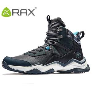Image 3 - Мужские кроссовки RAX, легкие, амортизирующие, противоскользящие, для походов, альпинизма, походов