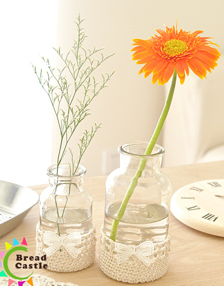Flower Vase Home Decoration Table Top Vases Flower Pots Planters