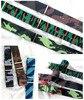 10pcs Wholesale Lot Stripe Retro 20 Mm Strong Military Army Nato Fabric Nylon Watch Woven Straps