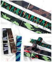 10pcs Wholesale Lot Stripe Retro 20 Mm Strong Military Army Nato Fabric Nylon Watch Woven Straps