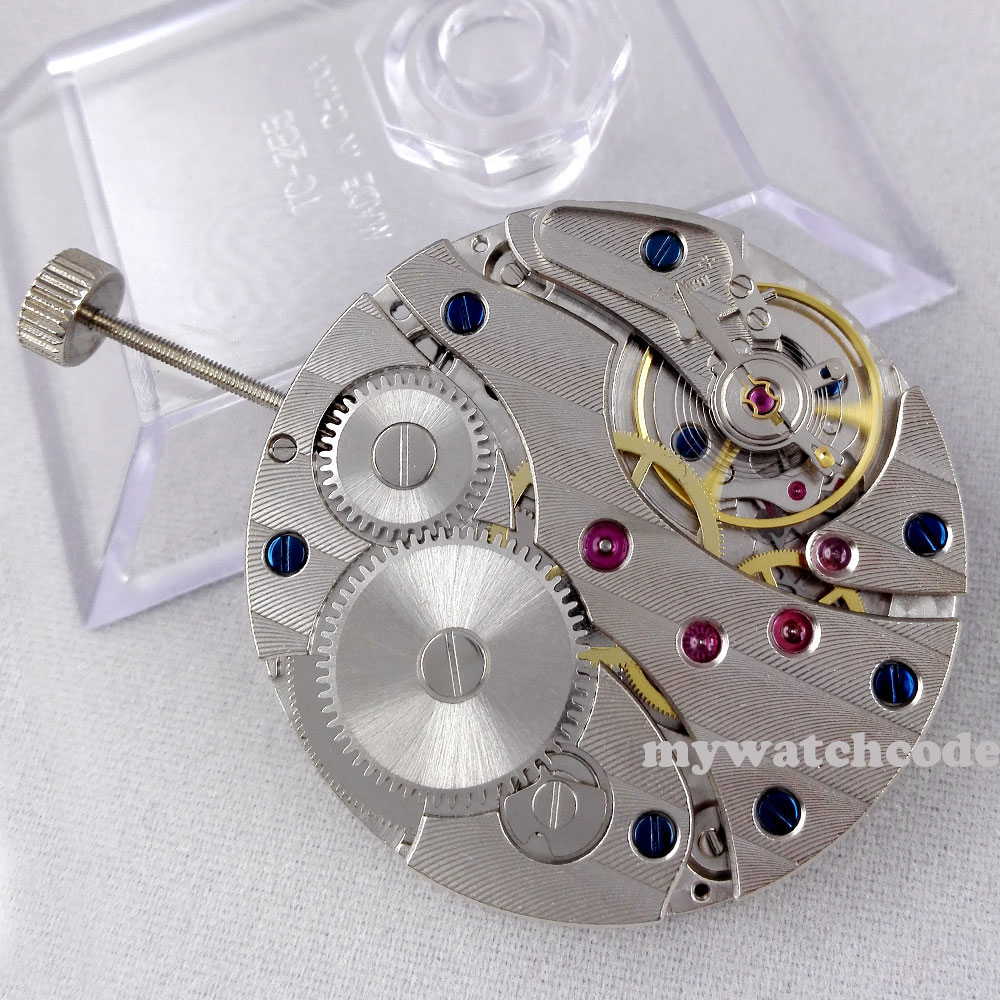 17 Jewels 6497 swan neck mechanical hand winding vitage mens watch movement M01 vintage 17 jewels 6497 st3600 mechanical hand winding watch movement