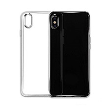 Case For iPhone X 8 7 6 6s Plus Clear Soft TPU Case Silicone Protective Sleeve Transparent Cover For iPhone 4 4S 5 5S Back Shell