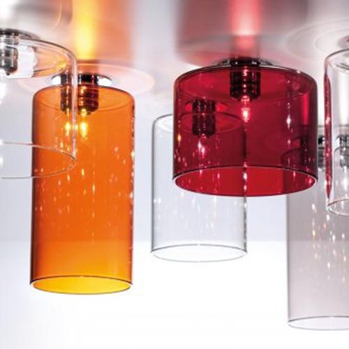 Современная Axo Light pl spillray G1 встраиваемый потолочный светильник большой средний маленькая версия G4 лампы Стекло свет освещение для столовой
