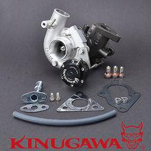 Kinugawa Billet Turbocharger TF035HM-15T-4cm for 4M40T Pajero Triton / 49135-03110