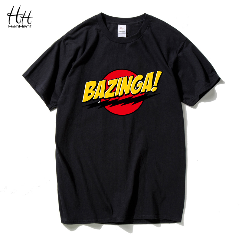 HanHent The Big Bang Theory Shirt Schrodinger's Cat T-shirts Mænd - Herretøj - Foto 5