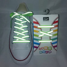 1 пара 3 м светоотражающая обувь кружевные спортивные шнурки