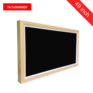 Image 1 - 49 inch museum exhibition art show advertising digital signage display lcd advertising screen digital photo frame