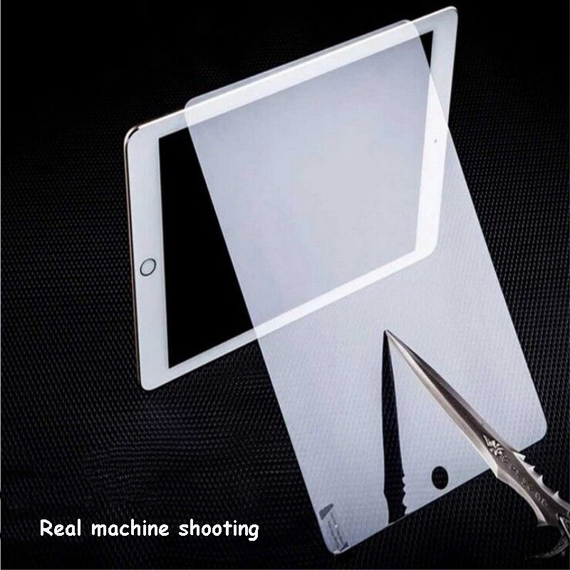Tablet Protective Glass Tempered Screen Protector For Apple IPad Mini Antiknock 0.26mm Screen Film For IPad 2 3 4 Air 2 Pro New tempered glass screen protector for microsoft surface pro 5 4 3 2 pro4 pro3 pro2 rt rt2 rt3 surface3 tab tablet protective film