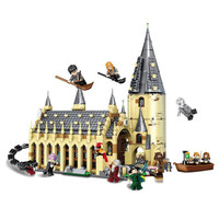 926PCS Harry Movie Potter Sets 16052 Compatible With Legoing Model Building Kits Castle Hall Blocks Toys 75954 JP39144