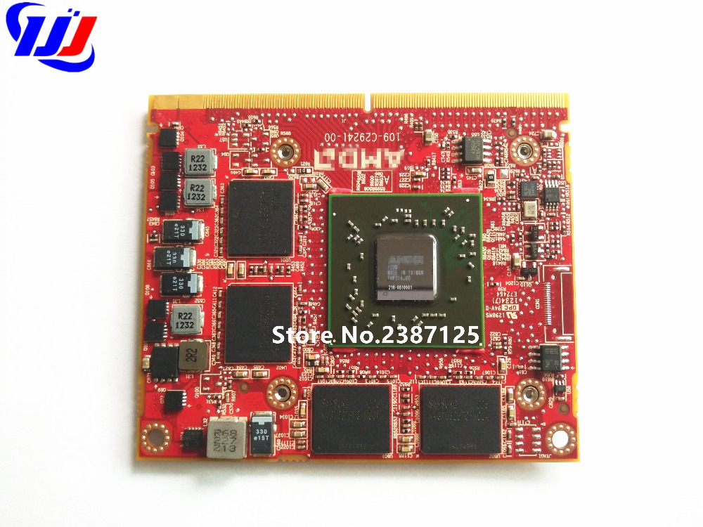 670940-001 HD6770M HD 6770M M5950 216-0810001 DDR5 1GB MXM A VGA Video Card For D e L L M4600 M5950 6700M цены онлайн