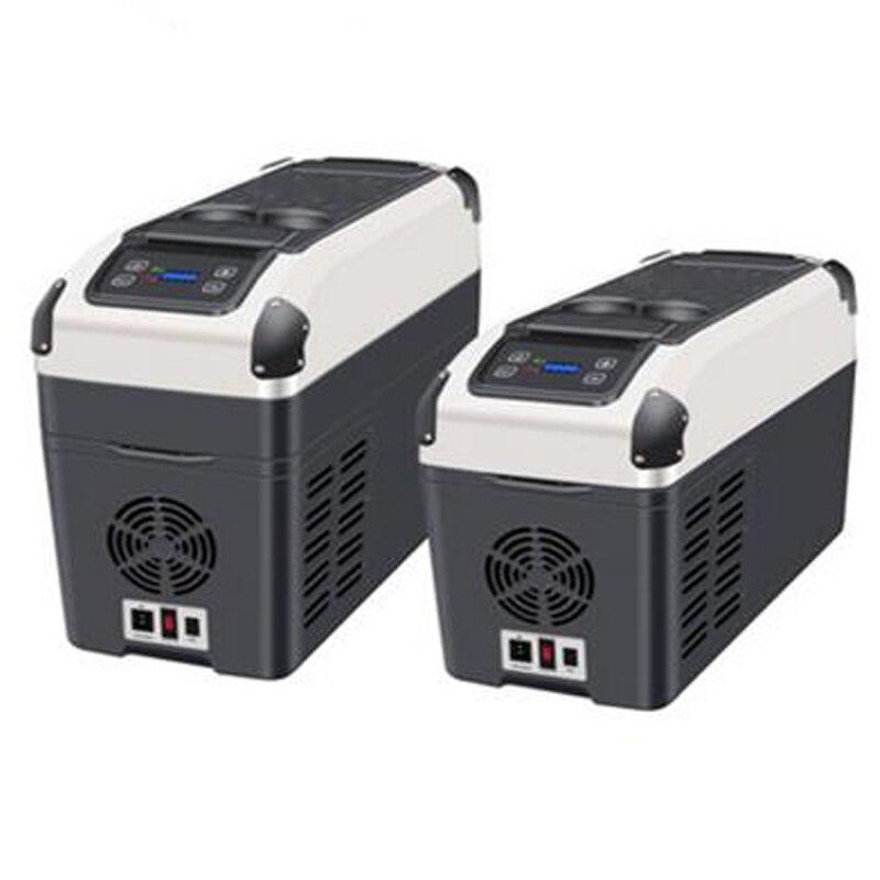 16L Household Refrigerator Home Freezer Electric Fridge Cooler Warmer RV Home Use Icebox DC12V/24V RY-YT-E-16P