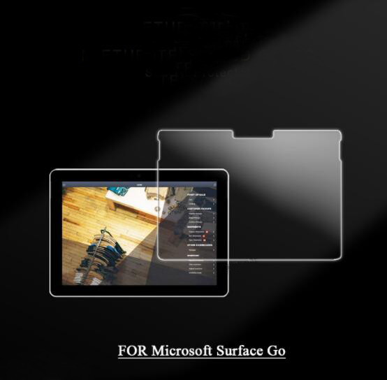 New Screen Protector for Microsoft Surface Go 10 2018 Tempered Glass Tablet Screen Protective FilmNew Screen Protector for Microsoft Surface Go 10 2018 Tempered Glass Tablet Screen Protective Film