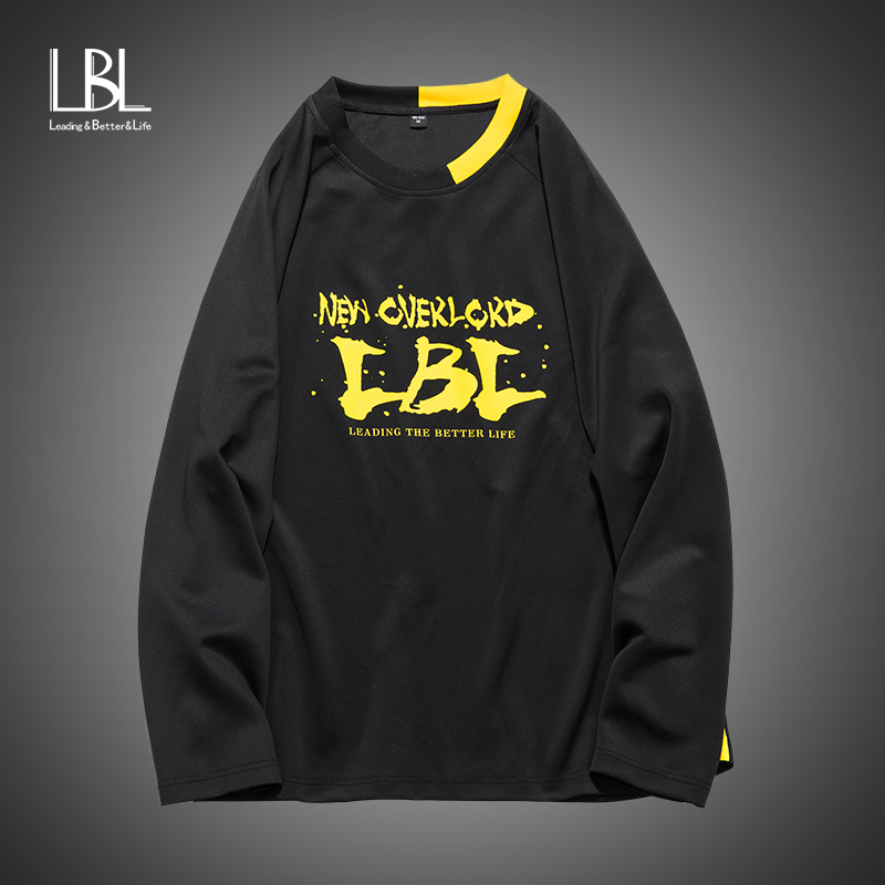 LBL Hoodies Men 2018 Autumn New Fashion Hoodies and Sweatshirts Brand Clothing LBL015 it will Be produced if it get more Likes