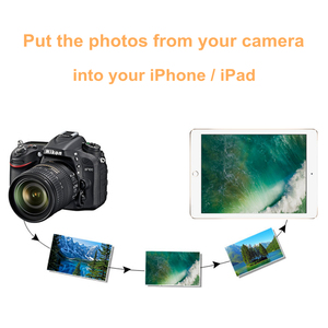 Image 3 - עבור iPhone iPad 5V תאורה 8Pin לייטנינג ל usb USB 3 מצלמה מתאם ממיר כבל OTG נתונים סנכרון חיצוני מקלדת מחבר