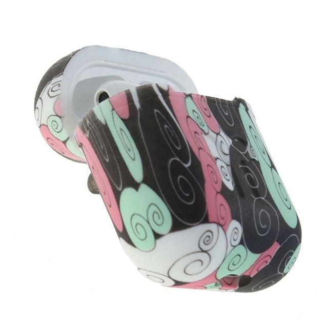 Dye Pattern Design AirPod Case Cover 4