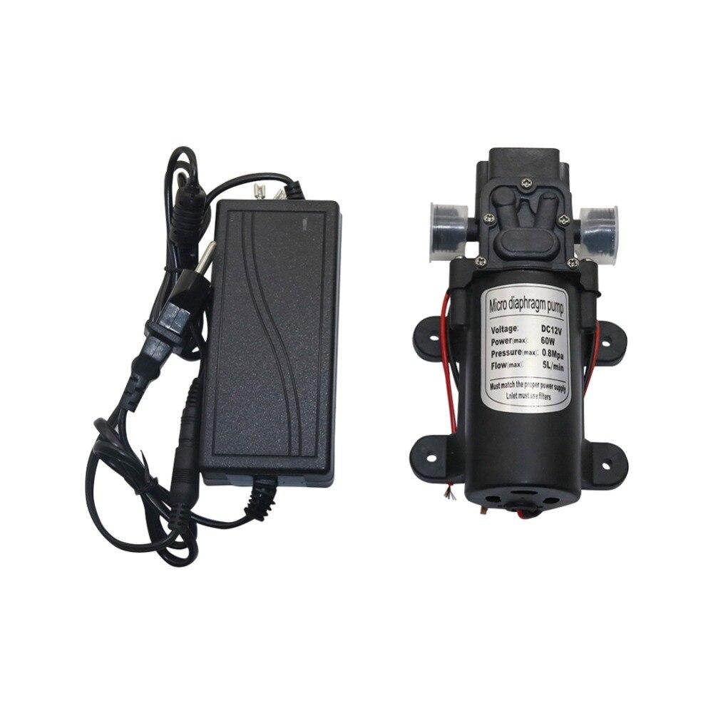 Gutherzig Professionelle Elektrische 12 V Dc Pumpe 1/2 Zoll Landwirtschaft Extractor Transfer Pumpe Auto Waschen Bewässerung Membran Selbst Pumpe Sanitär