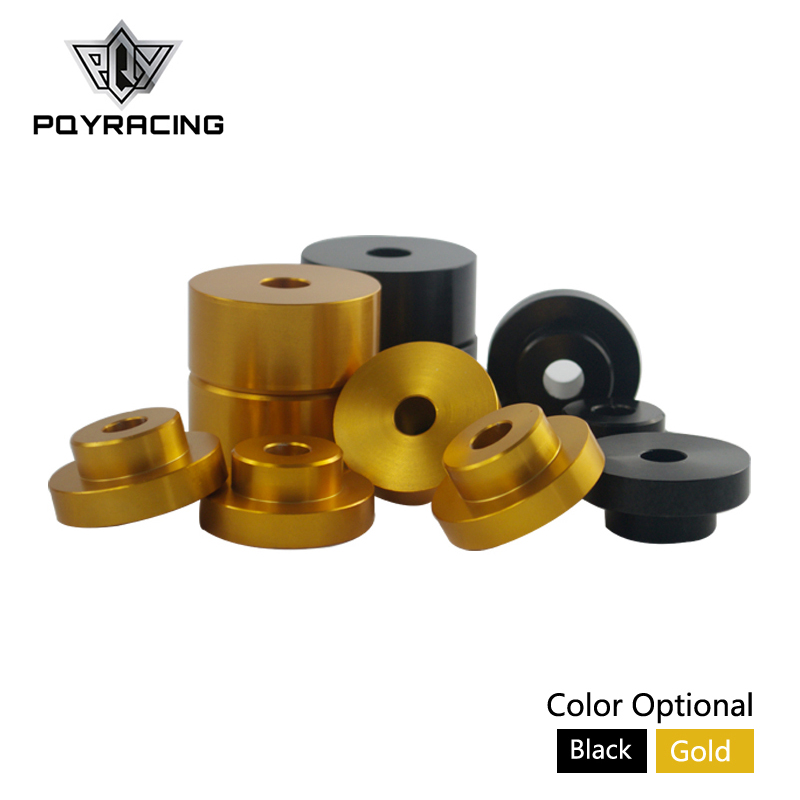 Solid Differential Mount Bushings For Nissan S14 S15 Drift Race PQY-DMB01