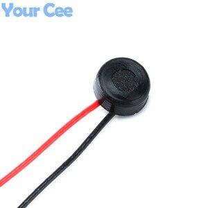 Image 3 - 200 pcs 4*1.5 MILLIMETRI Capacitivo Electret Microfono/Pick Up 58 + 3dB (filo lunghezza: 5.5 CENTIMETRI) MICROFONO A Condensatore Electret 4x1.5 MM per MP3 MP4