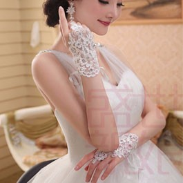 bridal gloves 5