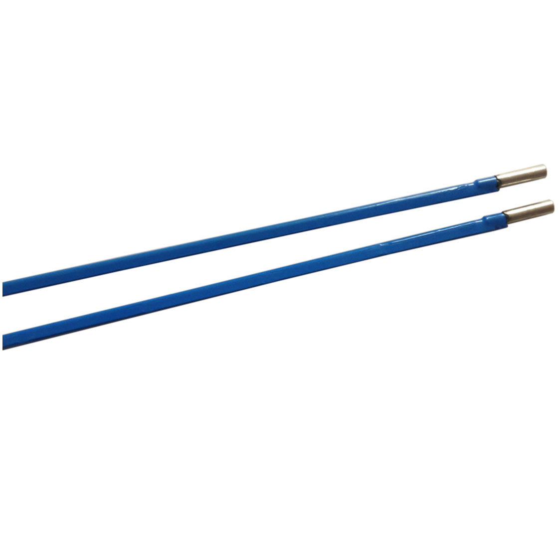 2pcs Two Way Rod Type Guitar Truss Rod Steel 9 X 440mm Blue