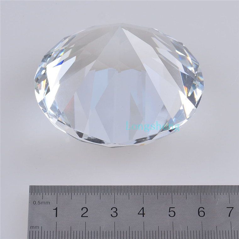60 χιλιοστά κρύσταλλο γυαλί διαμάντι - Διακόσμηση σπιτιού - Φωτογραφία 6