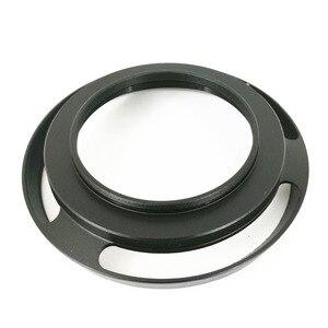 Image 5 - 40.5 Mm Mỏng Góc Rộng Thoáng Khí Lens Hood Thay Thế LH S1650 Cho Sony E PZ 16 50 F/3.5 5.6 OSS SELP1650 40.5 Mm A6500 A6300 Nex 6 7
