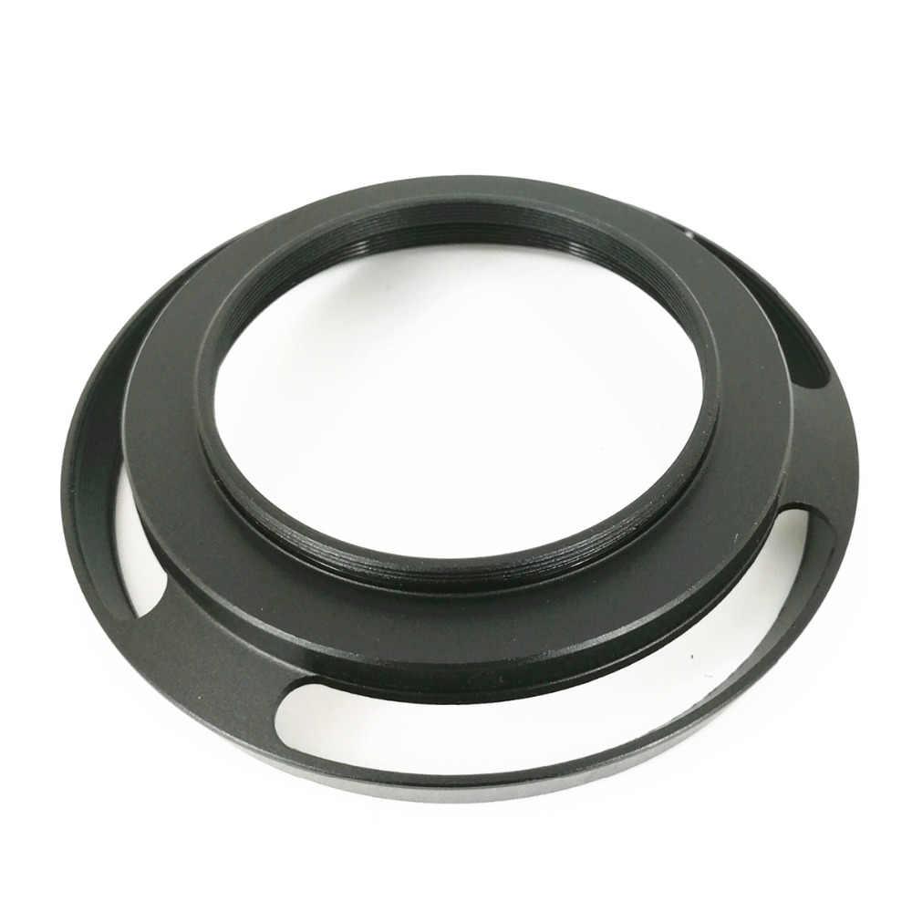 A capa larga da lente ventilada do ângulo magro de 40.5mm substitui LH-S1650 para sony e pz 16-50 f/3.5-5.6 oss selp1650 40.5mm a6500 a6300 nex 6 7