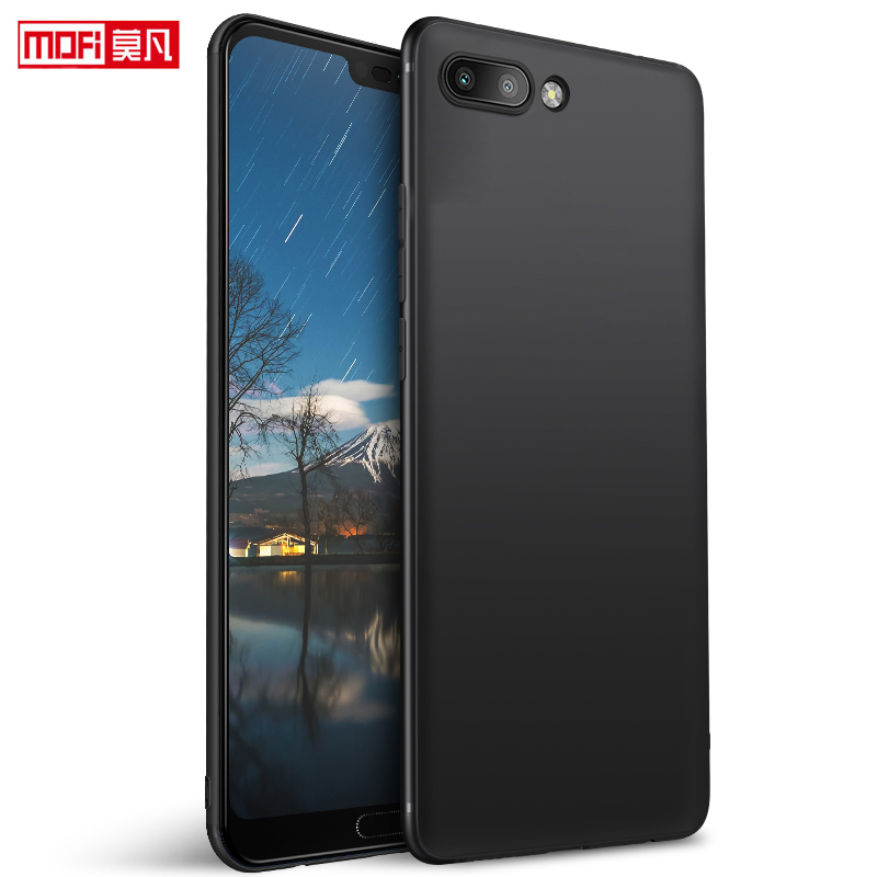 Huawei Honor 10 Case Cover Silicone Back Black Soft Slim Protect 5.84 Honor10