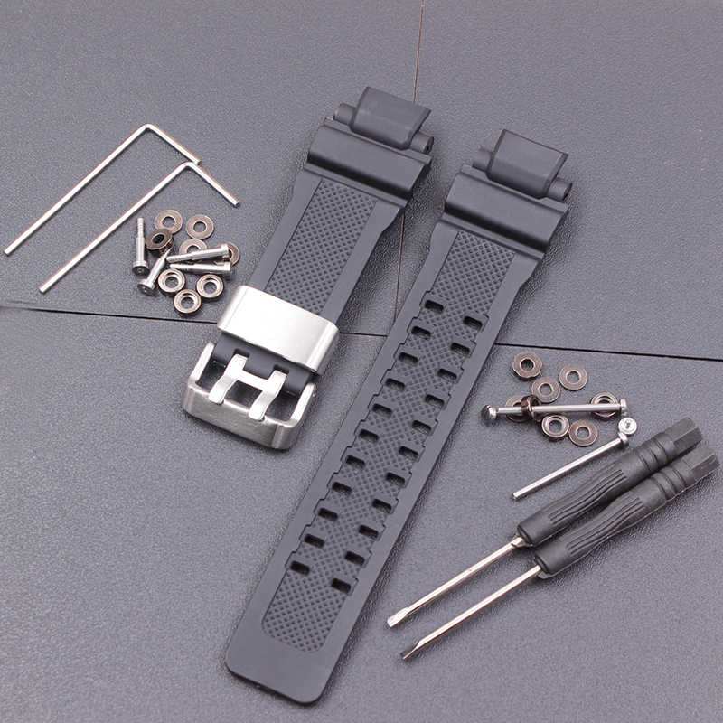 Watch Accessories Applicable to for Casio G-SHOCK Strap GW-4000/GA-1000/GW-A1000/GW-A1100 Screw tool