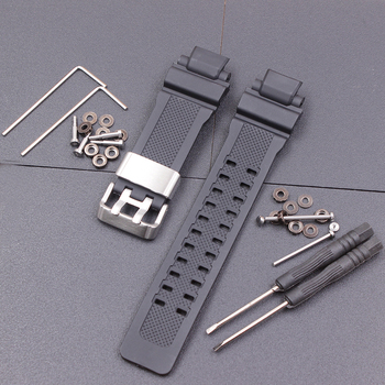 Watch Accessories Applicable to for Casio G-SHOCK Strap GW-4000/GA-1000/GW-A1000/GW-A1100 Screw tool new for caswatch gshock gw 3500b gw 3000b gw 2000 g 1200b g 1250bresin tape watchabnd watch band strap tool