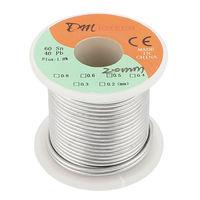 Welding Iron Wire Reel 200g FLUX 1 8 2mm 60 40 Tin Lead Line Rosin Core