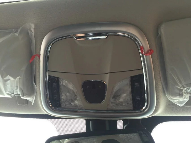 2014 UP Chromesupply Chrome Door Handle Cover With Keyless Cutout for Jeep Cherokee KL