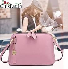 Luxury 2017 Designer Handbags High Quality Women's Genuine Leather Handbags Vintage Messenger Crossbody Chain Bags For women X52