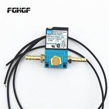 MAC 3 Порты и разъёмы электронный импульс Управление электромагнитный клапан 35A-ACA-DDBA-1BA с латунный глушитель