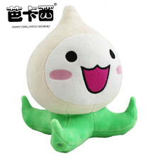 Overwatches Plush Toys Onion Small Squid Stuffed Plush Doll Action Figure Soft Kids Toy