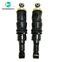 2 pieces AIR SHOCK ABSORBER RUBBER AIR SPRING BAG SUSPENSION PART FOR IVECO SZ 75 8 FOR TRUCK AND TRAILER PARTS